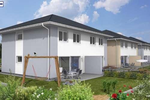 ELK-Doppelhäuser in Müllendorf