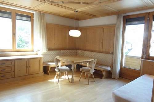 Gemütliches Penthouse in Mayrhofen
