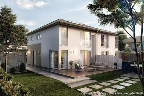 Jungfamilien aufgepasst! Leistbares Doppelhaus MIT GRUNDSTÜCK schlüsselfertig zum Fixpreis!