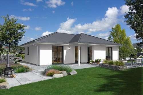 Leistbares Eigenheim – alles auf einer Ebene!