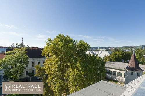 Anleger aufgepasst: City-naher Dachterrassen-Traum inkl. Garagenplatz (Erstbezug)