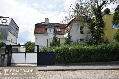 Traumhafte Gründerzeit-Villa mit Pool & Spa-Bereich auf 1000 m²-Grundstück