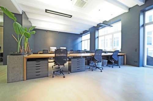 exklusives Loft im Eigentum | komplett möbliert für Büro oder unmöbliert als Wohnung