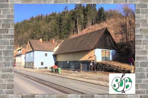 Wohnhaus in Leoben mit Wirtschaftsgebäude zu verkaufen!