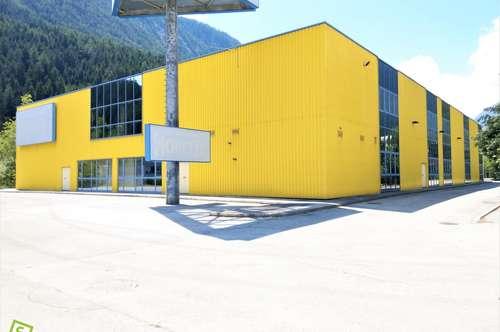 Imst - Industriezone, Gewerbe/Industriehalle mit Potential neben der Autobahn