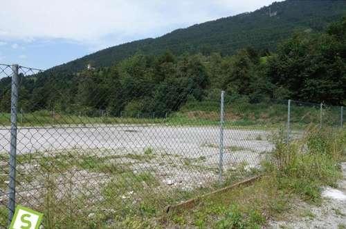 Steinach am Brenner - Lagerflächen im Freien zum Pachten