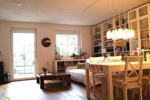 Zirl, elegante und gemütliche 2 Zimmerwohnung in Aussichtslage