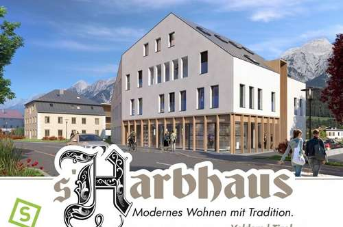 Innsbruck Land, Penthouse mit Tradition, Charme und Flair in Volders (Top 2)