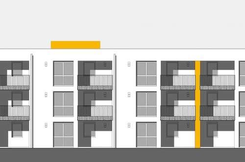 Moderne Mietwohnungen Natternbach , Neubau, 3-Zimmer, Top 4/9/14