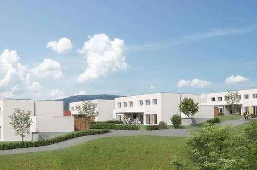 Gaspoltshofen - Neubau: Wohnraum zum Wohlfühlen im Reihenhaus - Mietkauf oder Eigentum