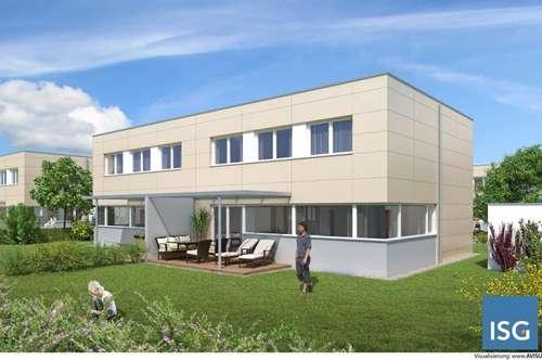 Bad Schallerbach: NEUBAU; Moderne Doppelhäuser - Mietkauf oder Eigentum