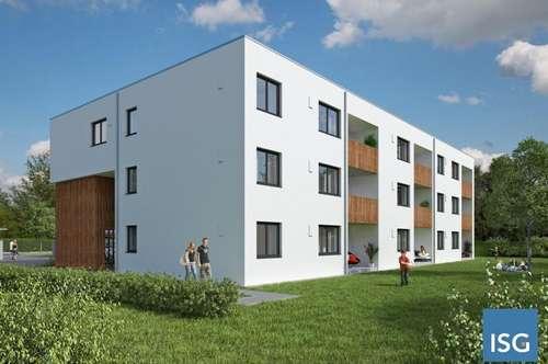 Objekt 2137: 2-Zimmerwohnung in 4910 Ried i.I., Teichweg 6, Top 3 (inkl. Carport)