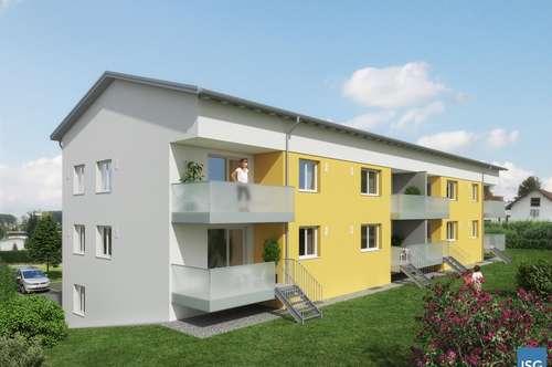 Neubauprojekt in Geretsberg, Zweizimmer-Eigentumswohnung Top 7 im OG
