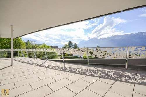 Exklusive Traum-Wohnung in unverbauter Aussichtslage