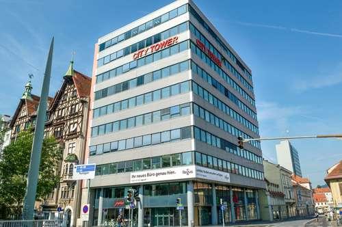 Ihr Privatbüro für 1-2 Personen - Graz City Tower