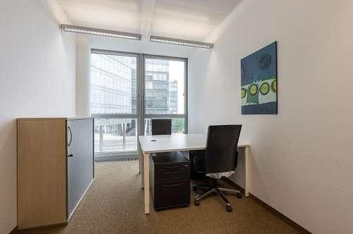 Ihr Privatbüro für 1-2 Personen - Wien Office Park Airport