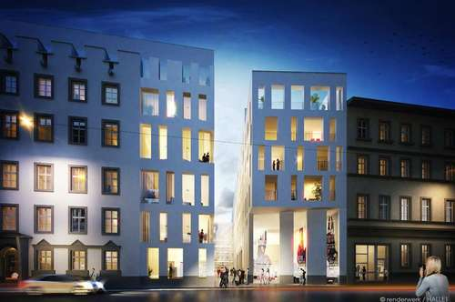 Ihr Privatbüro für 3-4 Personen - Linz Promenade