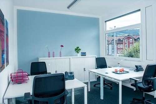 Ihr Privatbüro für 3-4 Personen - Salzburg Siezenheimerstrasse