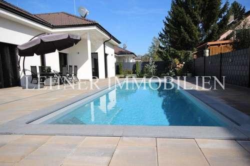 * Sofortbezug in Graz * Exklusive Bungalow Villa nähe Murradweg *