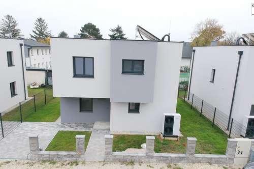 Traumhaftes Einzelhaus auf Eigengrund mit Keller 116m² WNFl. - nur 11 km bis Wien