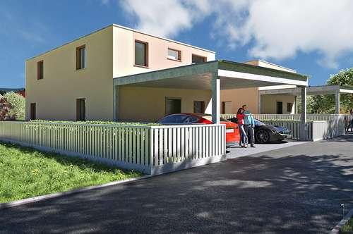 Moderne Einfamilienhäuser in der Nähe von Tulln