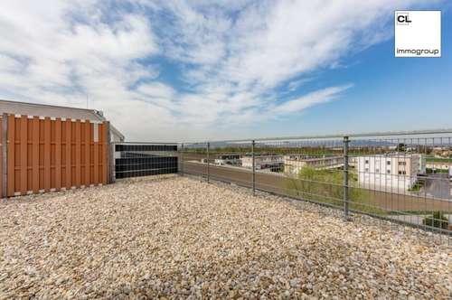 Reihenhauscharakter mit sensationeller 56 m² Dachterrasse