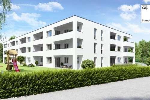 Zentrale Ruhelage! Große geförderte 4-Zimmer-Wohnung in Timelkam zu kaufen