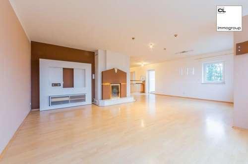 Großzügig geschnittene 3-Zimmer Wohnung mit Irrseeblick