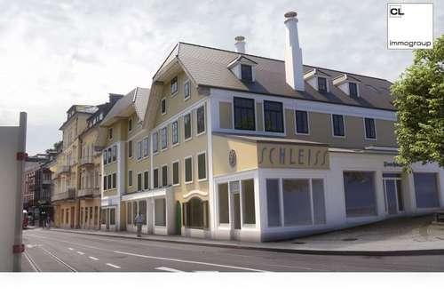Erstbezug! Helle loftartige Wohnung im ehemaligen Künstleratelier in Gmunden zu mieten