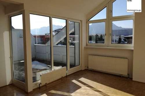 Zu vermieten in Mondsee - Sonnige 2-Zimmer-Wohnung mit toller Dachterrasse.