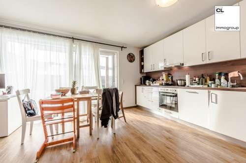 3-Zimmer Gartenwohnung mit 2 Tiefgaragenstellplätzen nahe Mondsee zu mieten
