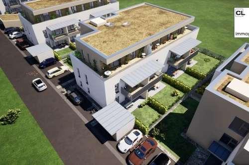 3-Zimmer Terrassen Wohnung