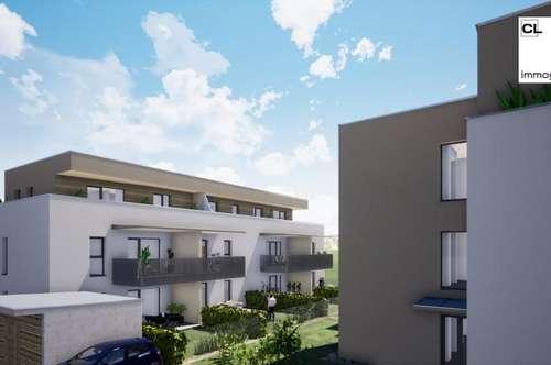 2-Zimmer Terrassen Wohnung