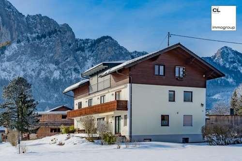Sonnige 2-Zimmer Wohnung nahe Mondsee zu verkaufen