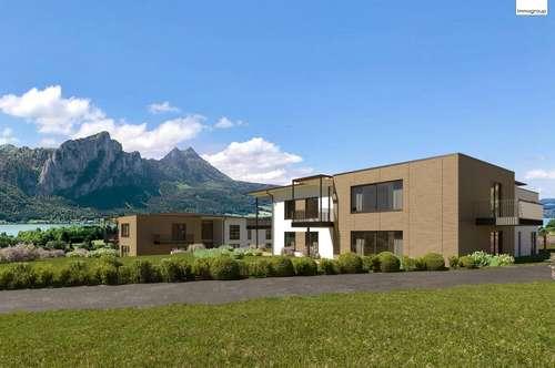 Großzügige Terrassenwohnung mit fantastischem Seeblick! Provisionsfrei direkt vom Bauträger.