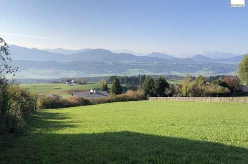 Top-Baugrund in Toplage mit Zweitwohnsitz - Widmung! Panorama pur - Eigenes Quellwasser!!!