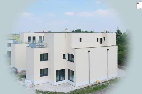 """Traumhafte Doppelhaushälfte 6 Zimmer 170m² auf Eigengrund nur 200 m bis Wien - """"Schlüsselfertig"""""""