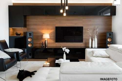 exklusive Garconniére-Wohnung mit Balkon