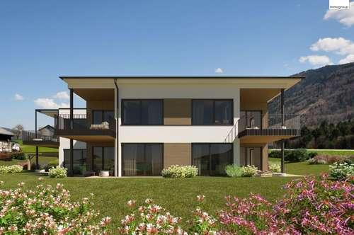 Elegant geschnittene Wohnung provisionsfrei zu verkaufen! Neues Wohnprojekt Mondsee Loibichl