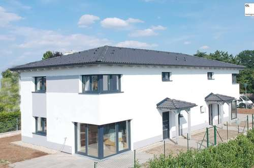 """Traumhafte DOPPELHAUSHÄLFTE in Gänserndorf Süd - 128m² WNFL. """"Haus auf Eigengrund"""" - """"Schlüsselfertig"""""""