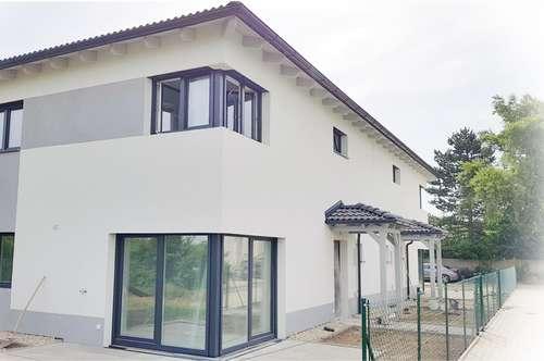 """Baumeister DOPPELHAUSHÄLFTE Gänserndorf Süd """"Ziegelbau mit Garten auf Eigengrund"""""""