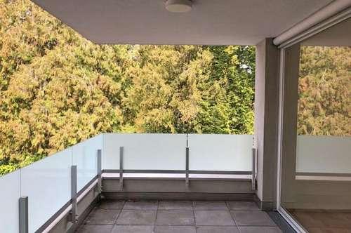 2-Zimmer Wohnung mit Terrasse und Tiefgaragenabstellplatz