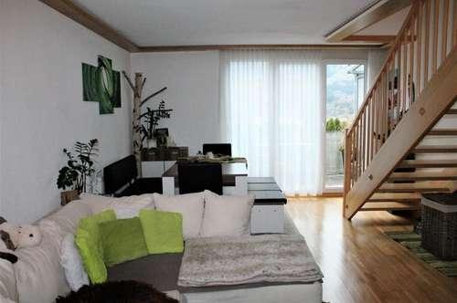 Wunderschöne doppelstöckige 2-Zimmer Wohnung