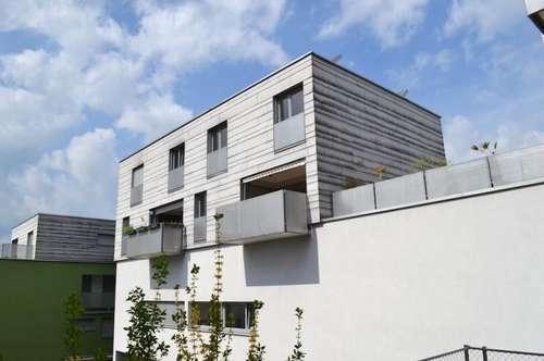 Über den Dächern: 4- Zimmer-Maisonettewohnung