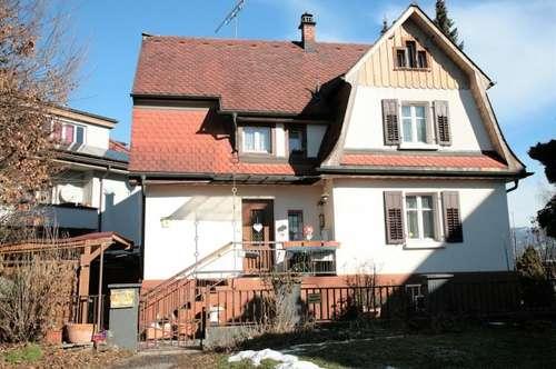Altes Wohnhaus im Industriegebiet BB-I in zentraler Lage von Dornbirn