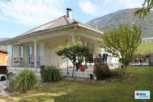 Schönes Einfamilienhaus mit Pool in Nüziders!