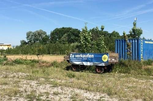 Gewerbegrundstück nahe Wiener Neustadt