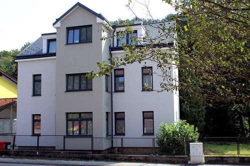 Maisonette-Wohnung mit Garten in zentraler Lage - Top 2