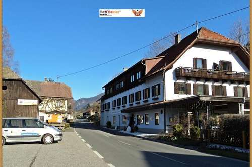 Traditionsreicher Landgasthof mit V