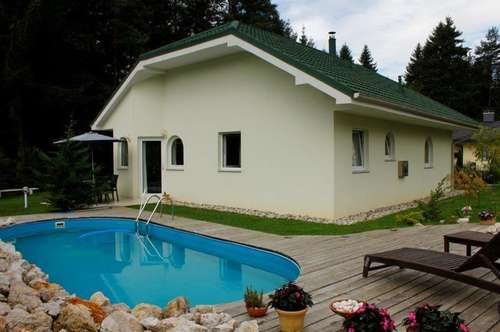 Einfamilienhaus in Moosburg Neubau